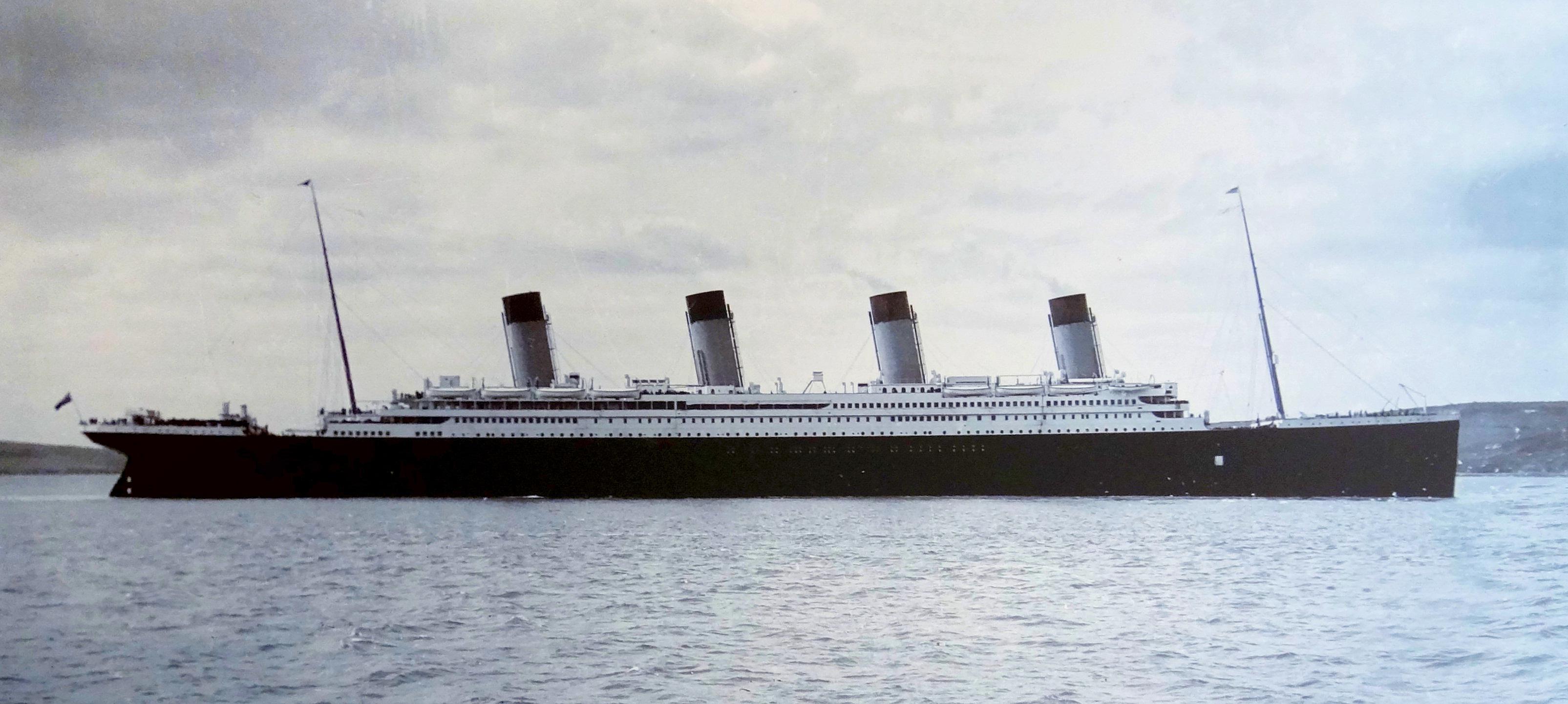 Egy ausztrál cég megépítené a Titanic pontos mását