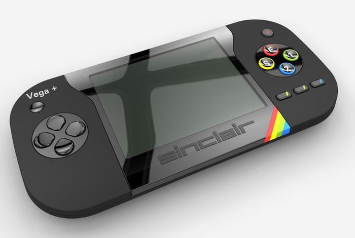 Jön az új, beépített képernyős ZX Spectrum