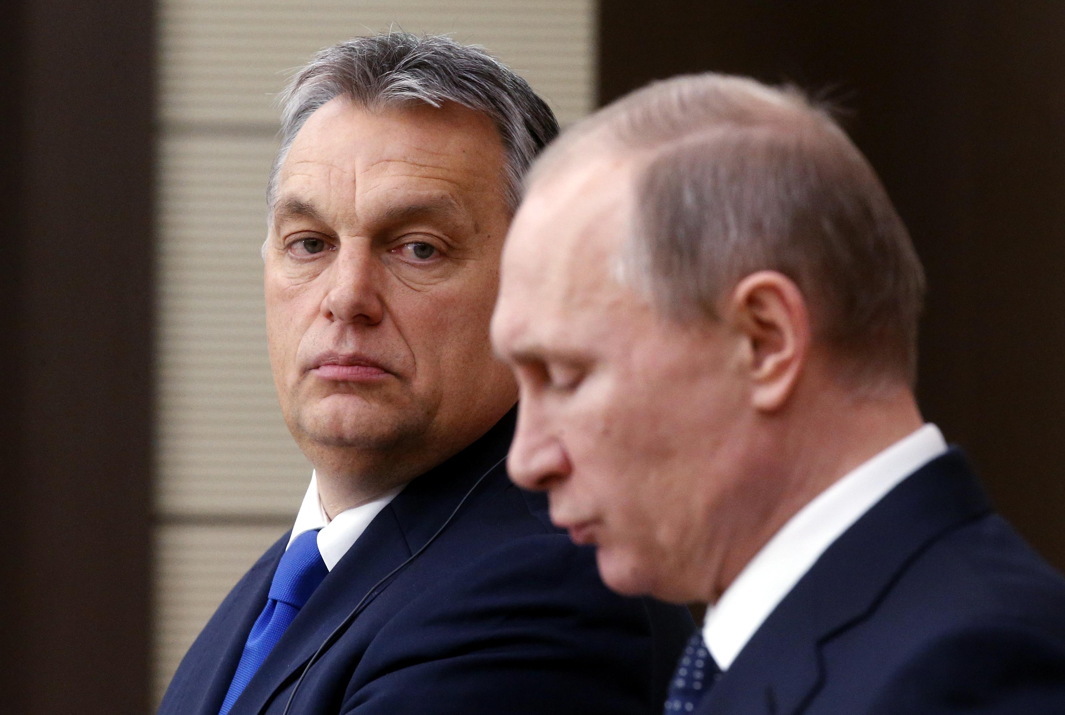 Orbán kitalált százezer ukrajnai menekültet