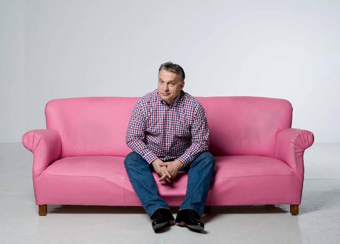 Én még soha a büdös életben nem láttam olyan kemény embert, mint amilyen Orbán Viktor