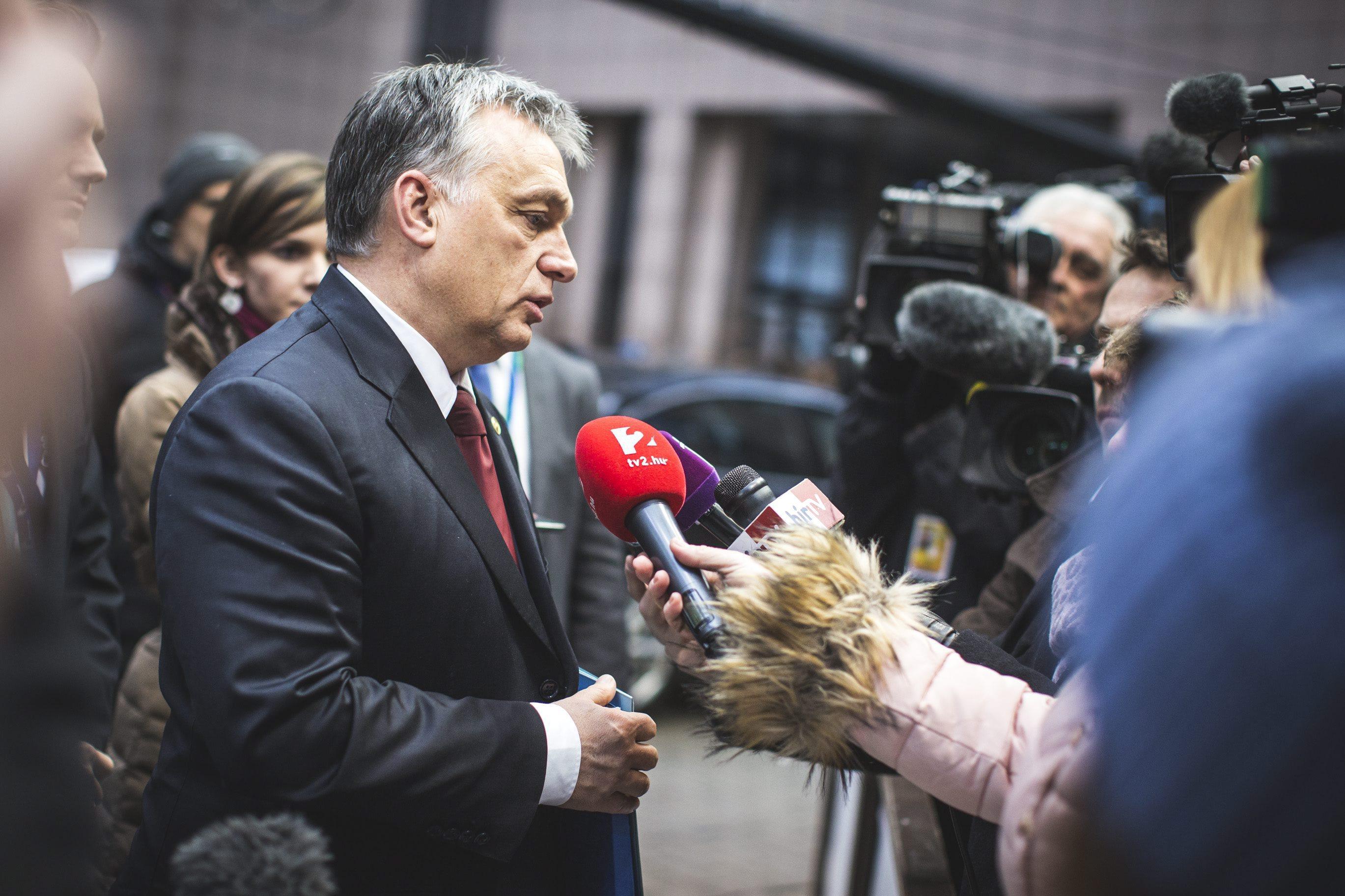 Soha ilyen sötét éve nem volt a szabad sajtónak Magyarországon
