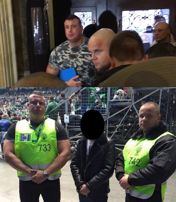 Kubatov Gábor fradista magánhadseregének emberei is ott voltak a választási irodánál