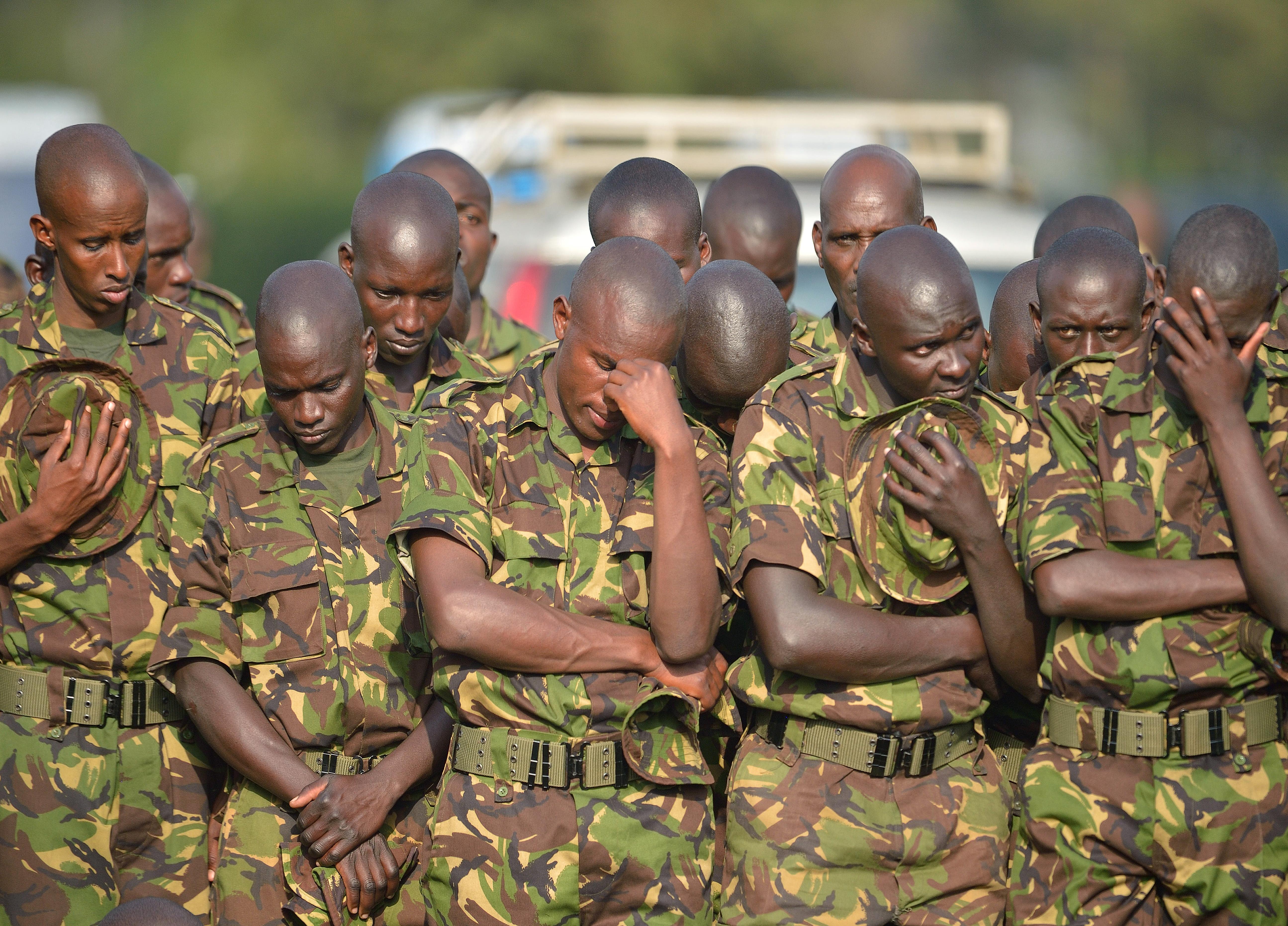 180 kenyai katonát ölt meg az al-Shabaab Szomáliában