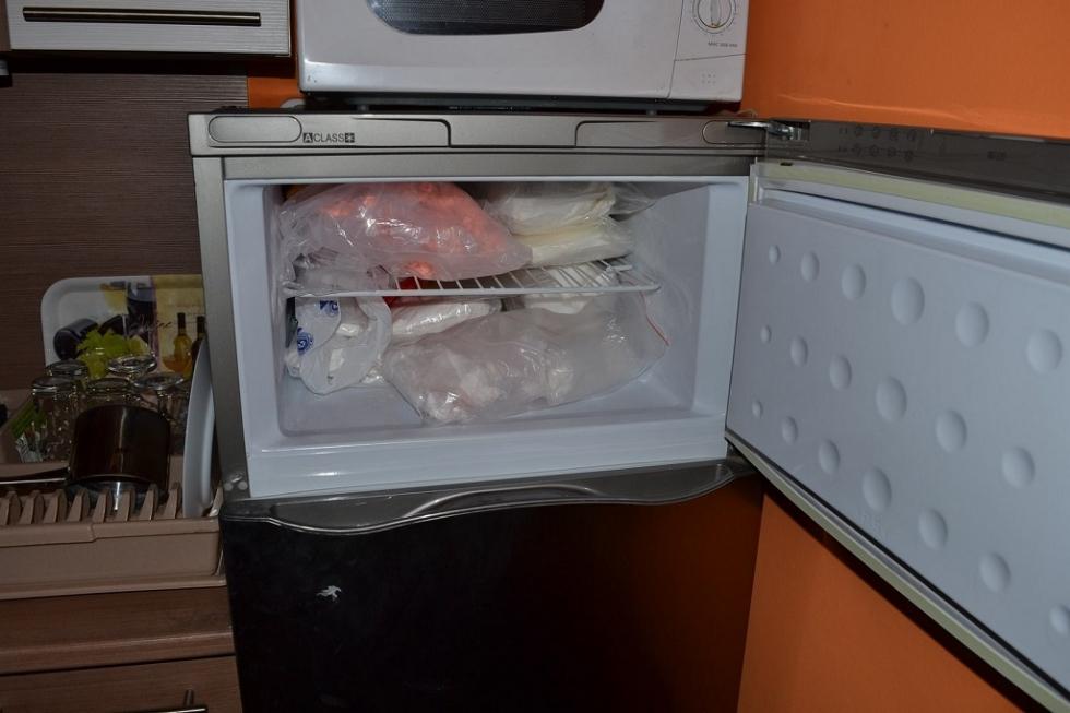 100 millió forintnyi speed és eki volt egy pécsi hűtőben