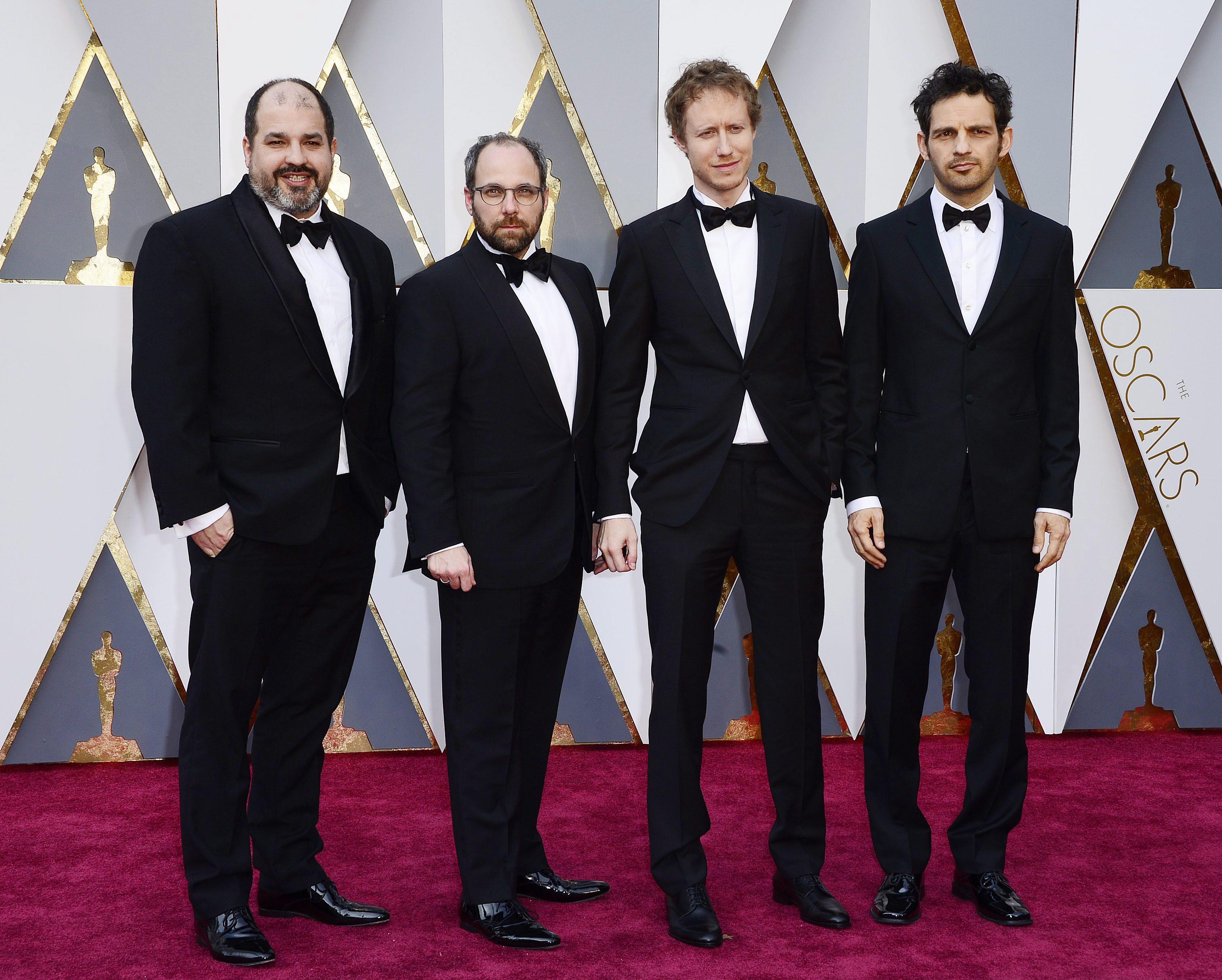 A Saul fia nyerte az Oscart