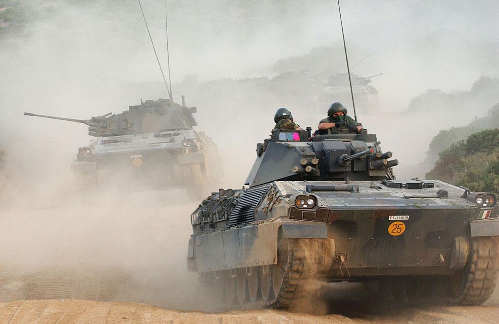Az olasz hadsereg kész beavatkozni Líbiában