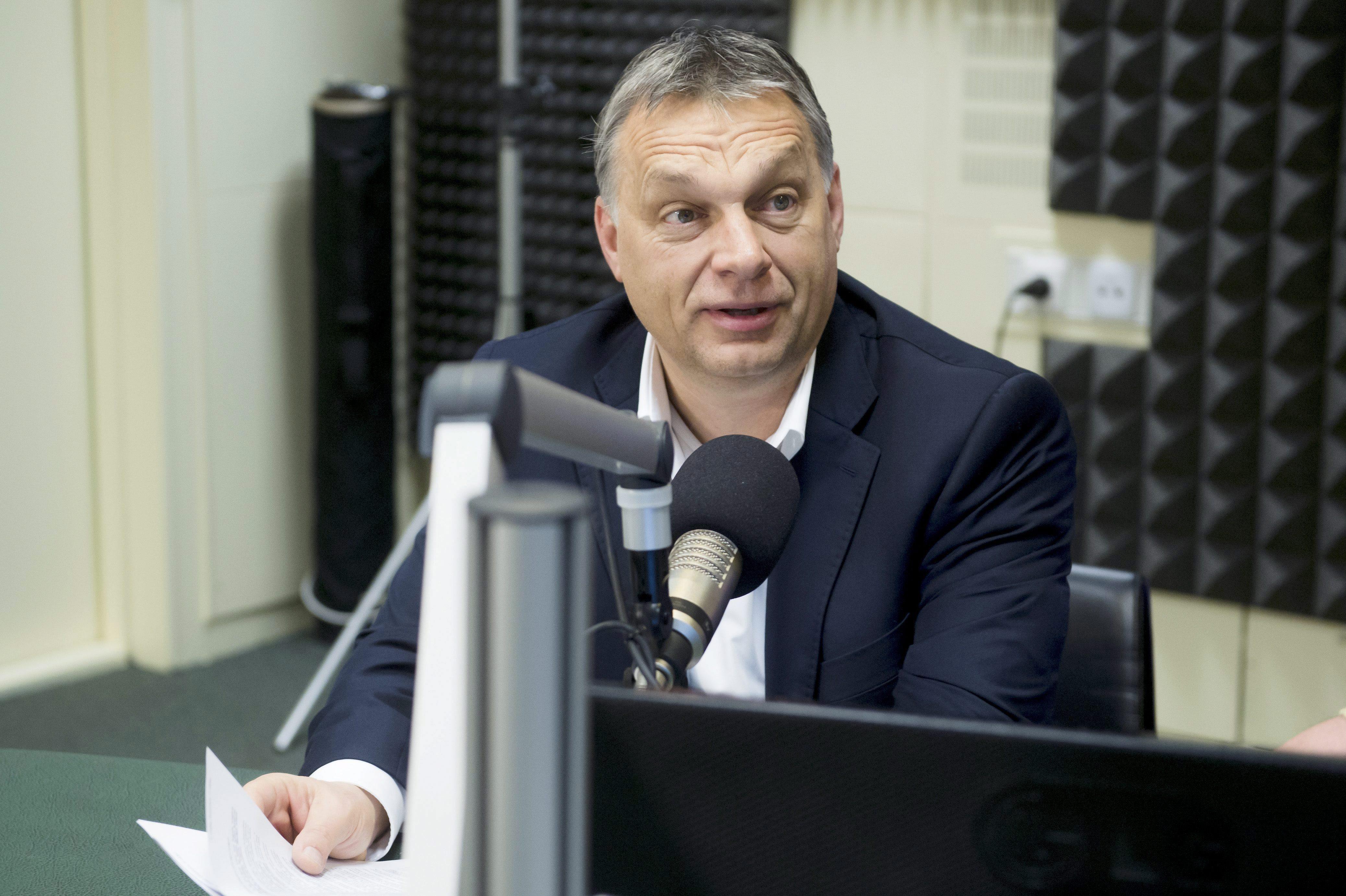 Orbán szerint Andy Vajna az egyik legbátrabb magyar