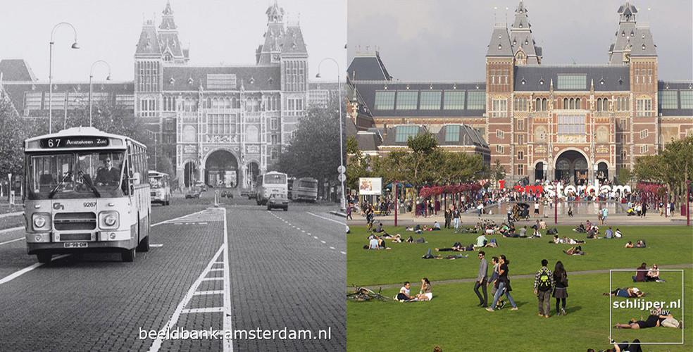 Amszterdammal csodát tett a bicikli