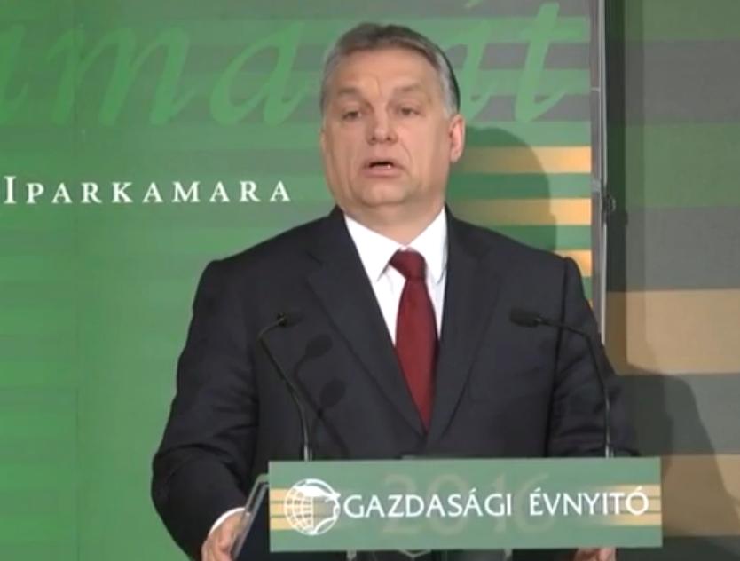 Orbán: alacsonyak a munkát terhelő adók Magyarországon