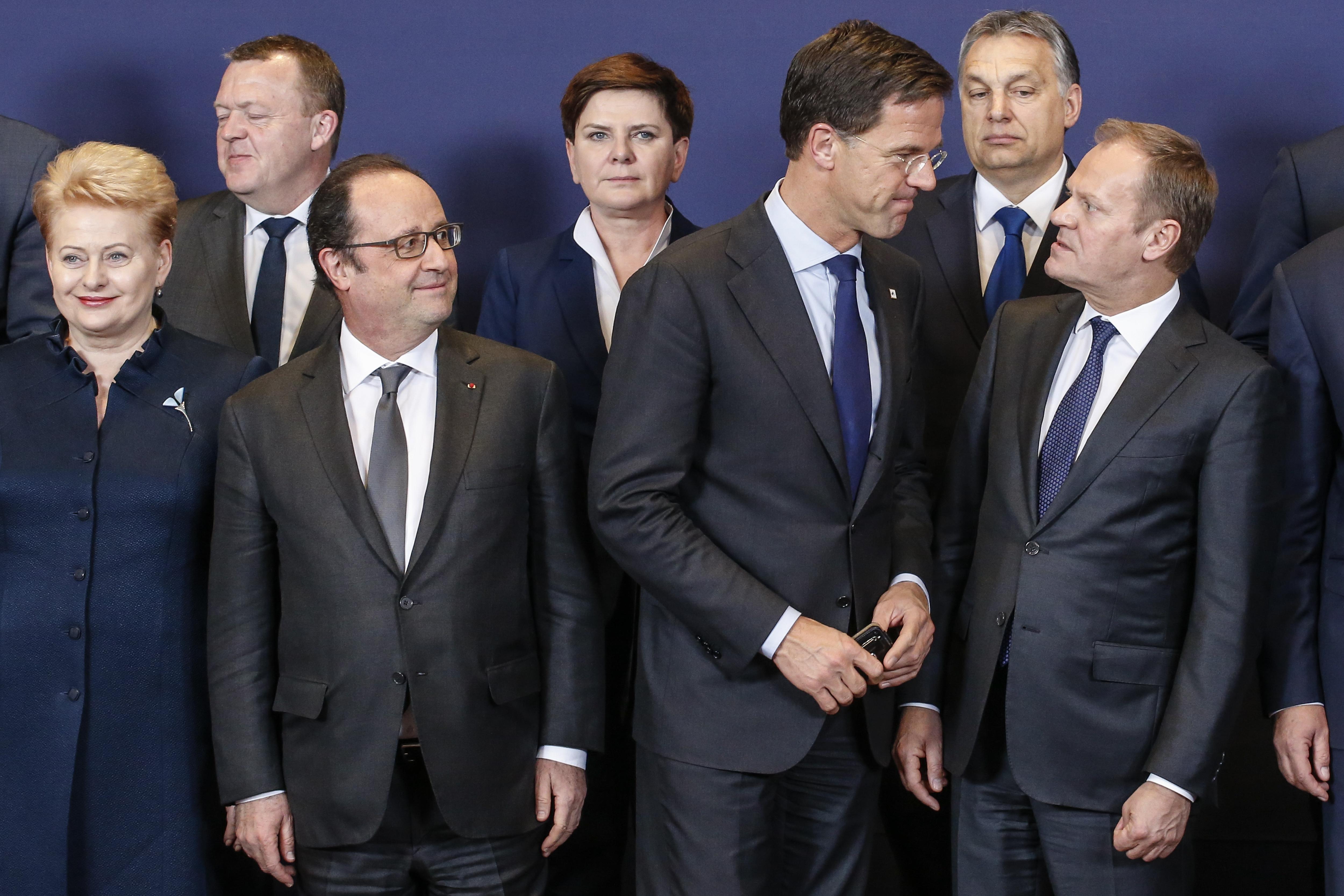 Az európai vezetők egymással már megegyeztek, már csak a törököket kell meggyőzniük