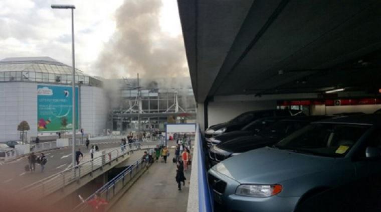 Terrortámadás Brüsszelben