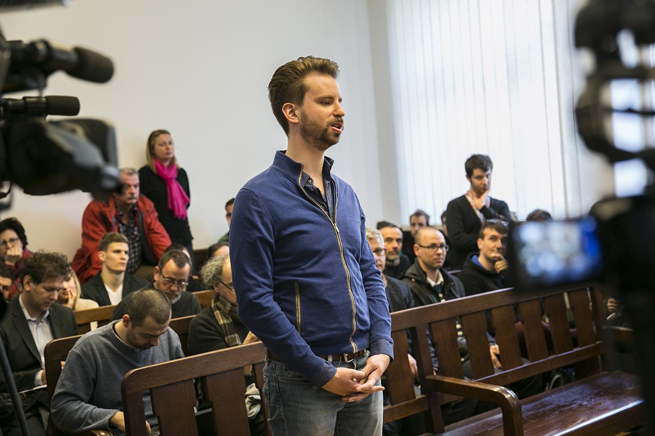 Gulyás Mártont elítélte a bíróság, egy évre próbára bocsátották