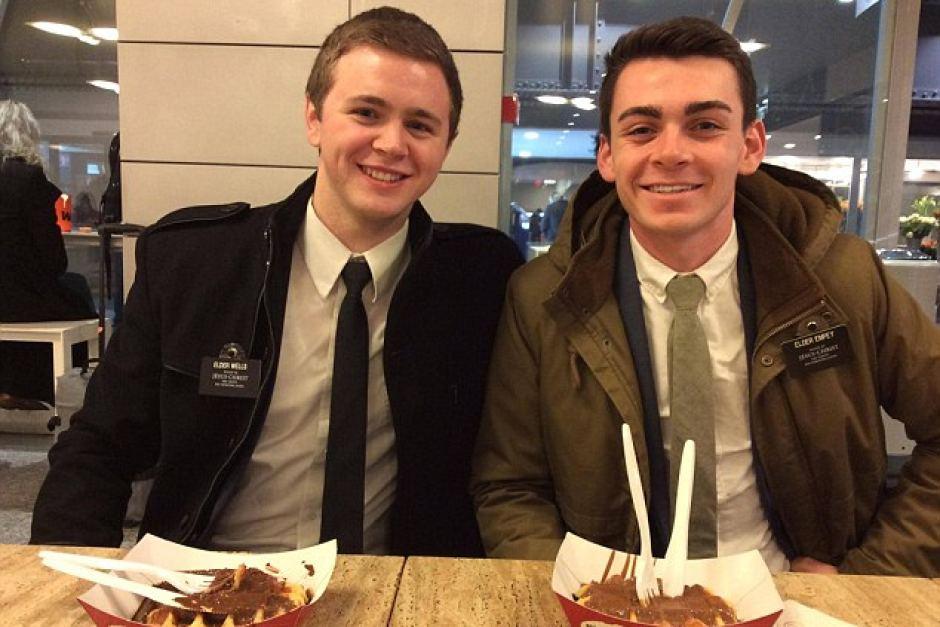Egy amerikai srác már a harmadik terrortámadását élte túl a brüsszeli reptéren tegnap