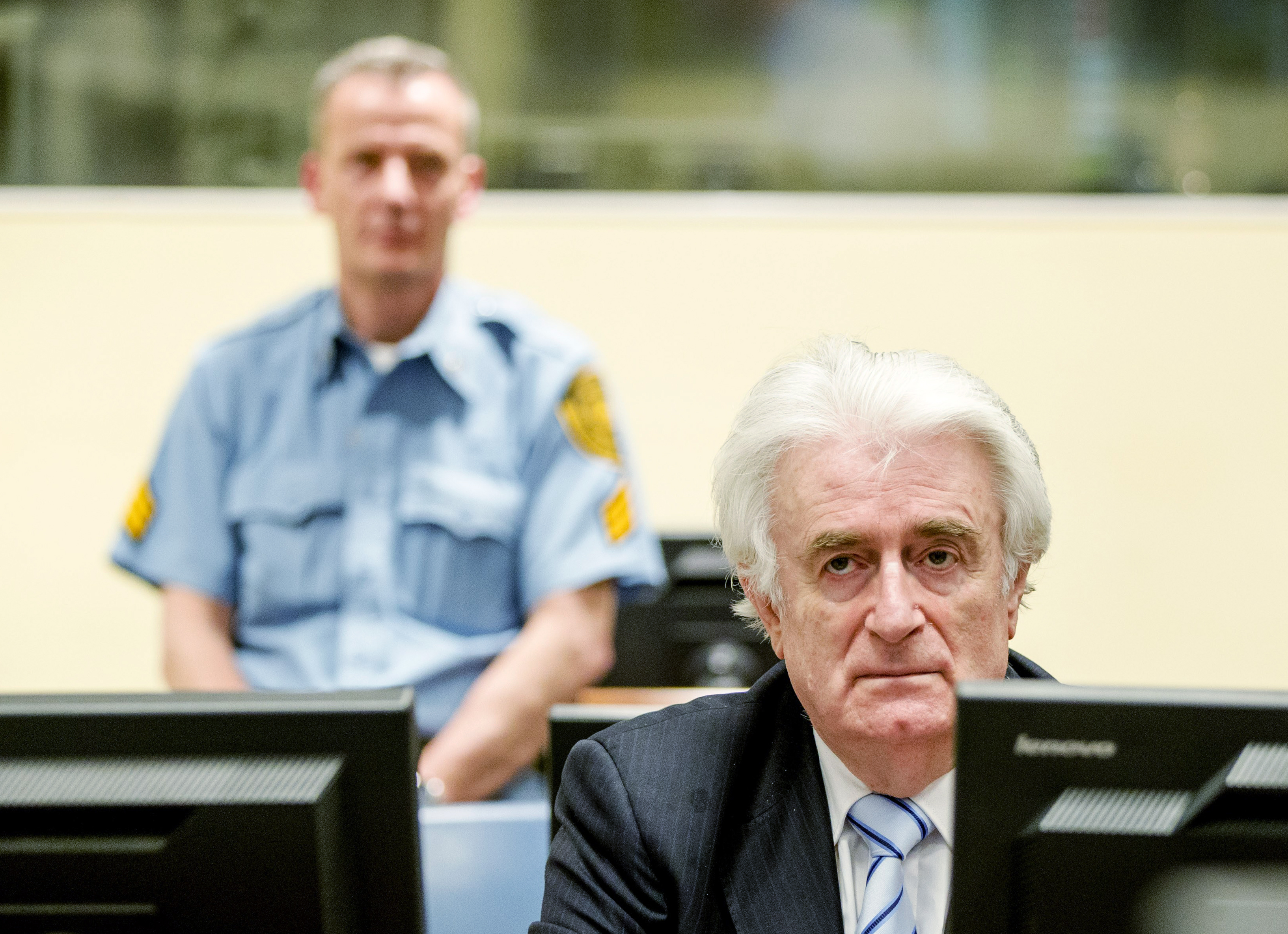 Fellebbezett a háborús bűnökért 40 évre ítélt Radovan Karadzic