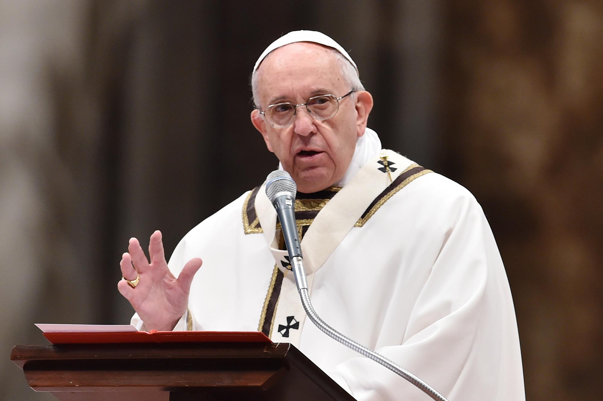 A pápa nemzetközi imanapot hirdet a papi szexuális zaklatások áldozataiért