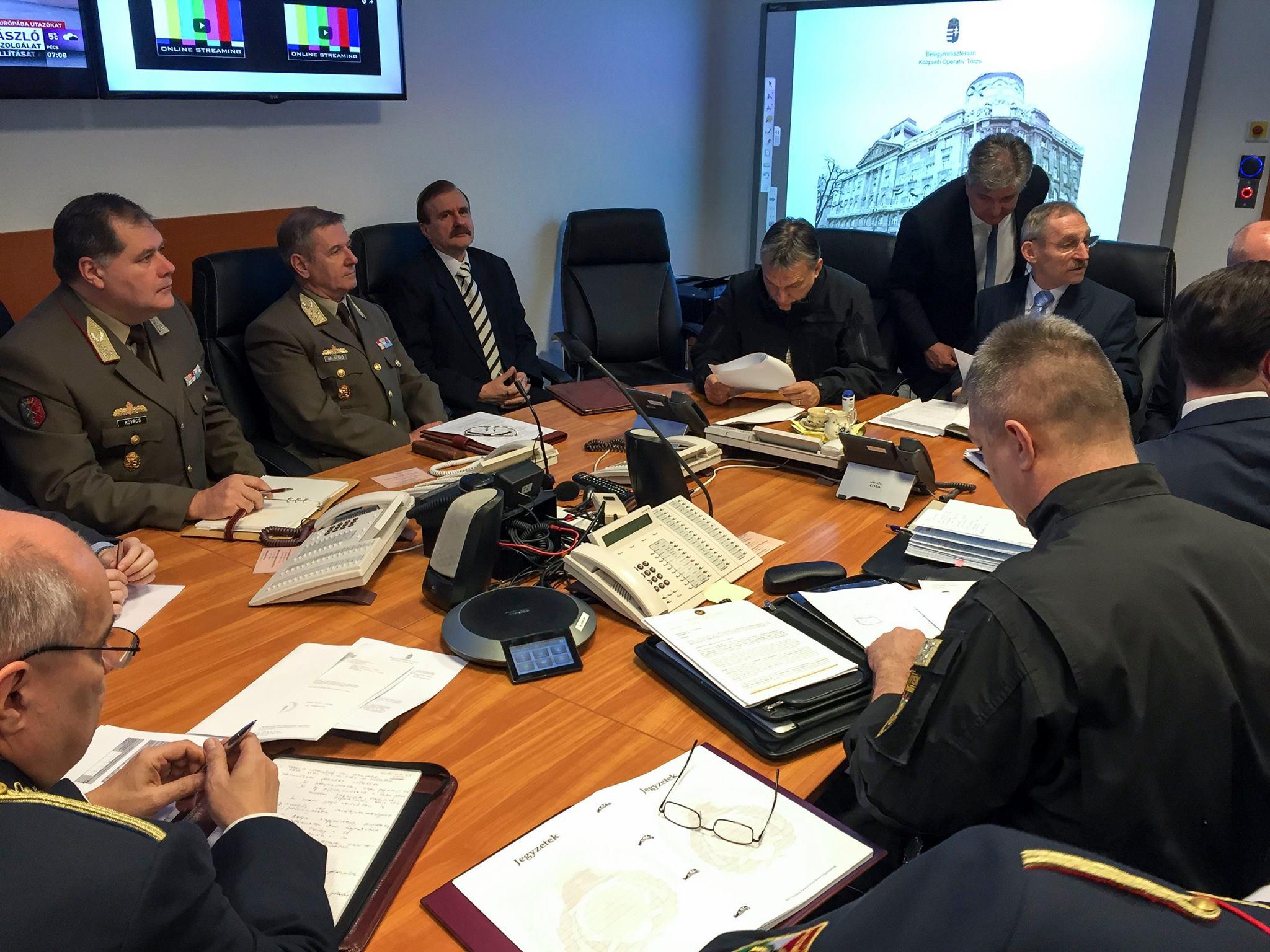 Munkacsoport alakul a nemzeti biztonsági stratégia felülvizsgálatára
