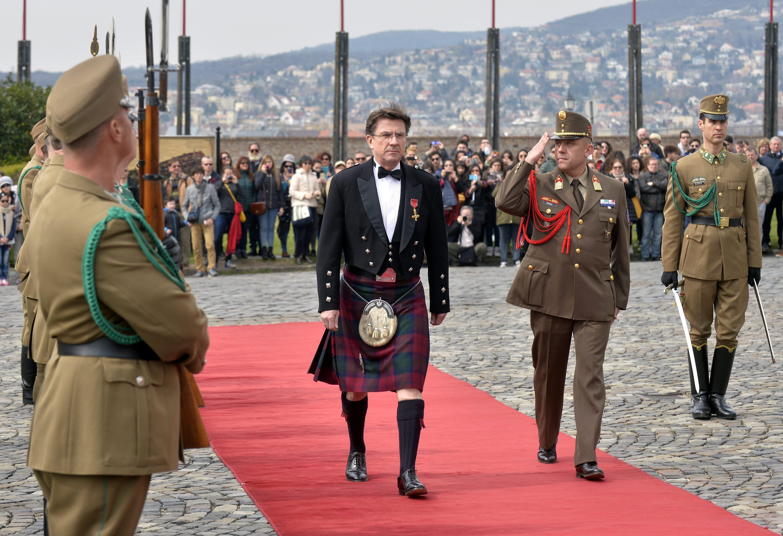 """Brit nagykövet: """"Azt szeretnénk, ha a magyarok Nagy-Britanniában maradnának"""""""