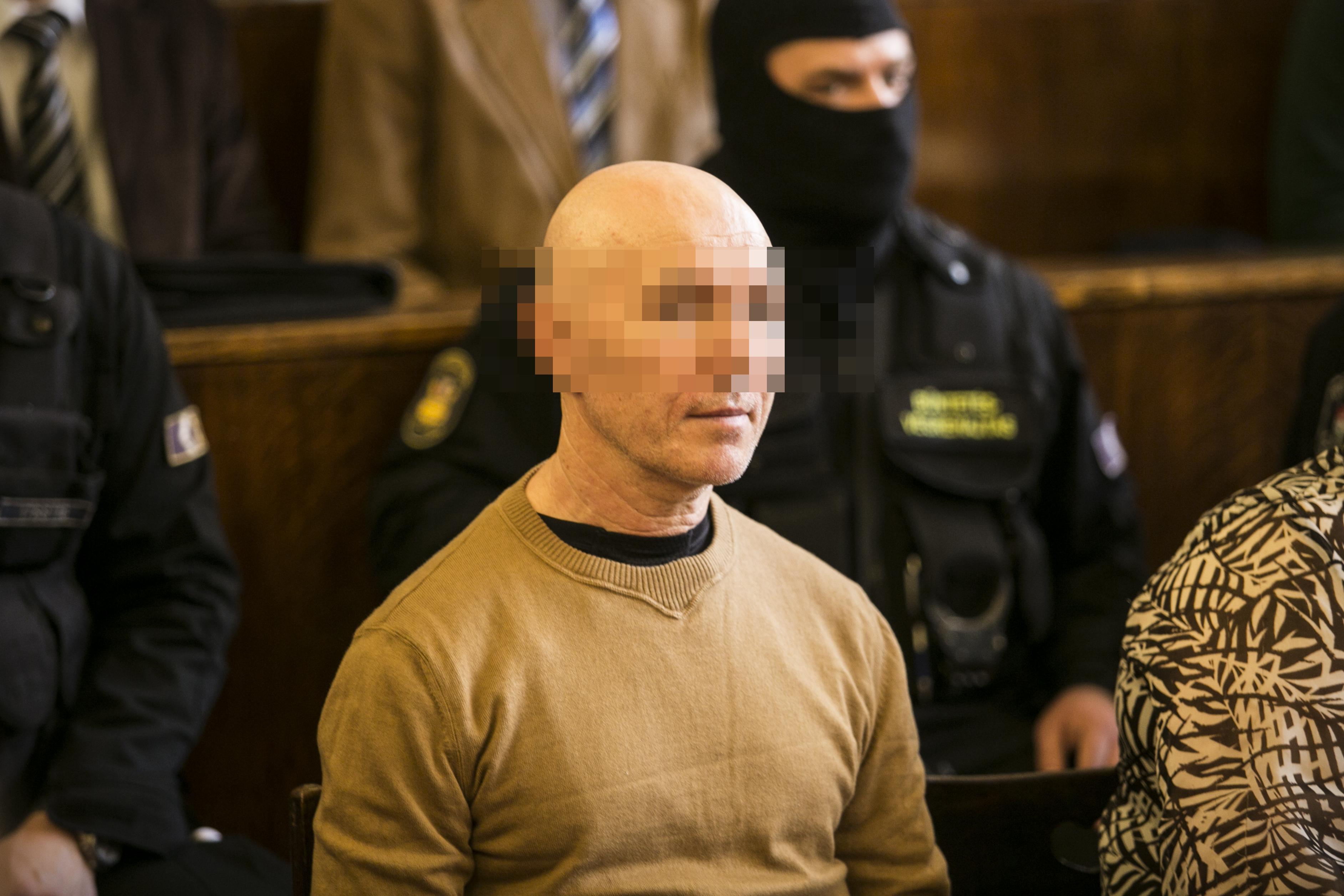 Jozef Rohac a  bíróság előtt is elismerte, hogy ő ölte meg Prisztás Józsefet