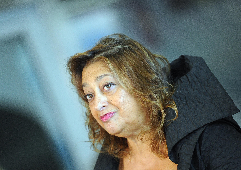 Meghalt Zaha Hadid