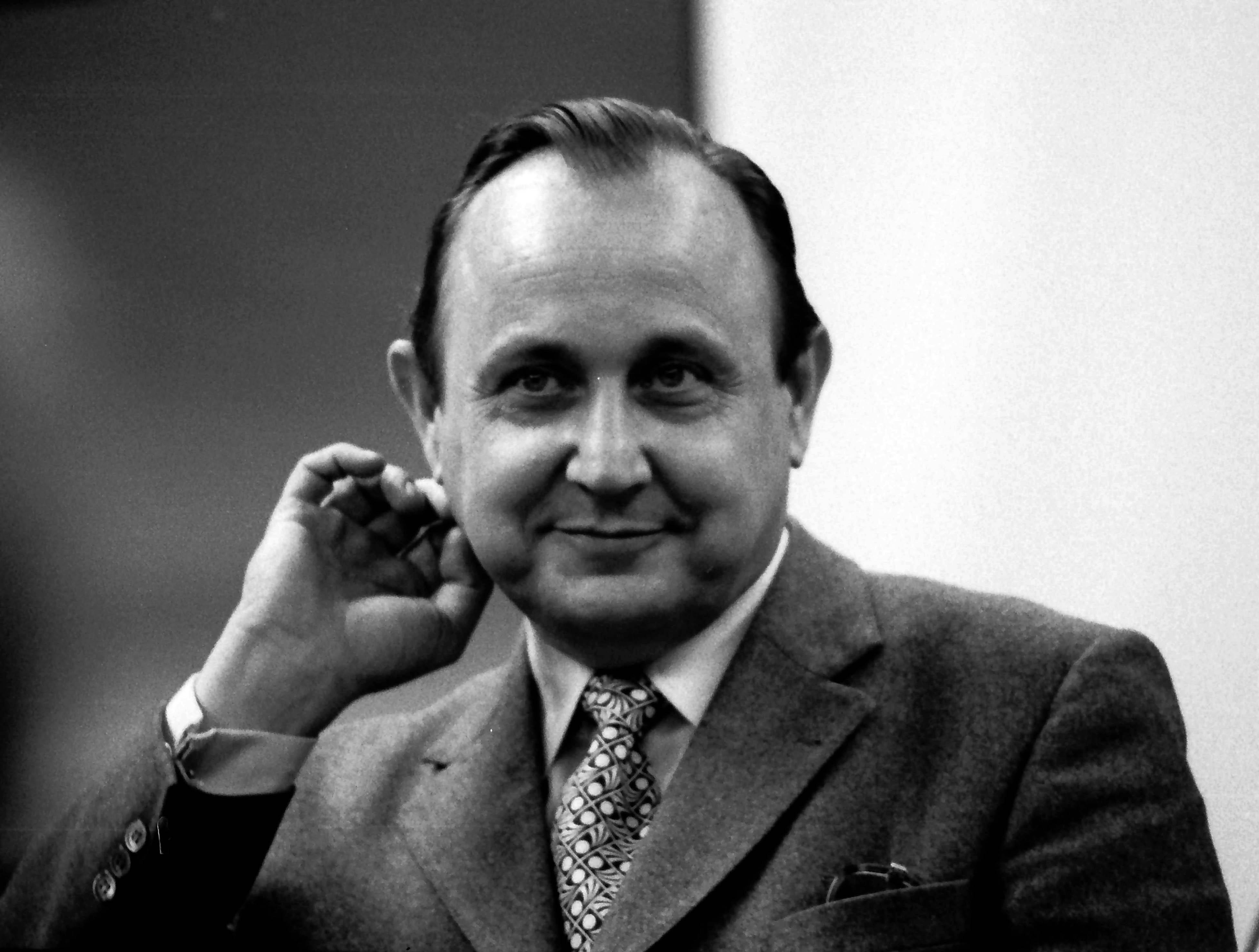 Meghalt Hans-Dietrich Genscher