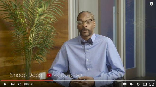 Nézd, ahogy Snoop Dogg nézi a Youtube-ot!!4