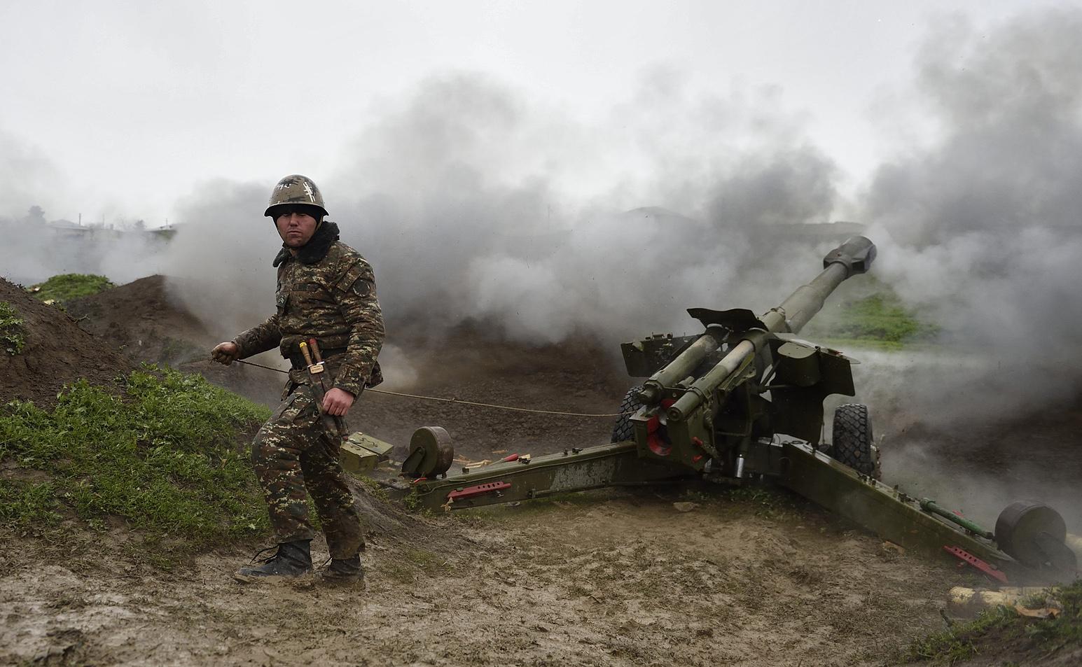 Hegyi-Karabah: Azerbajdzsán megsértette a tűzszünetet