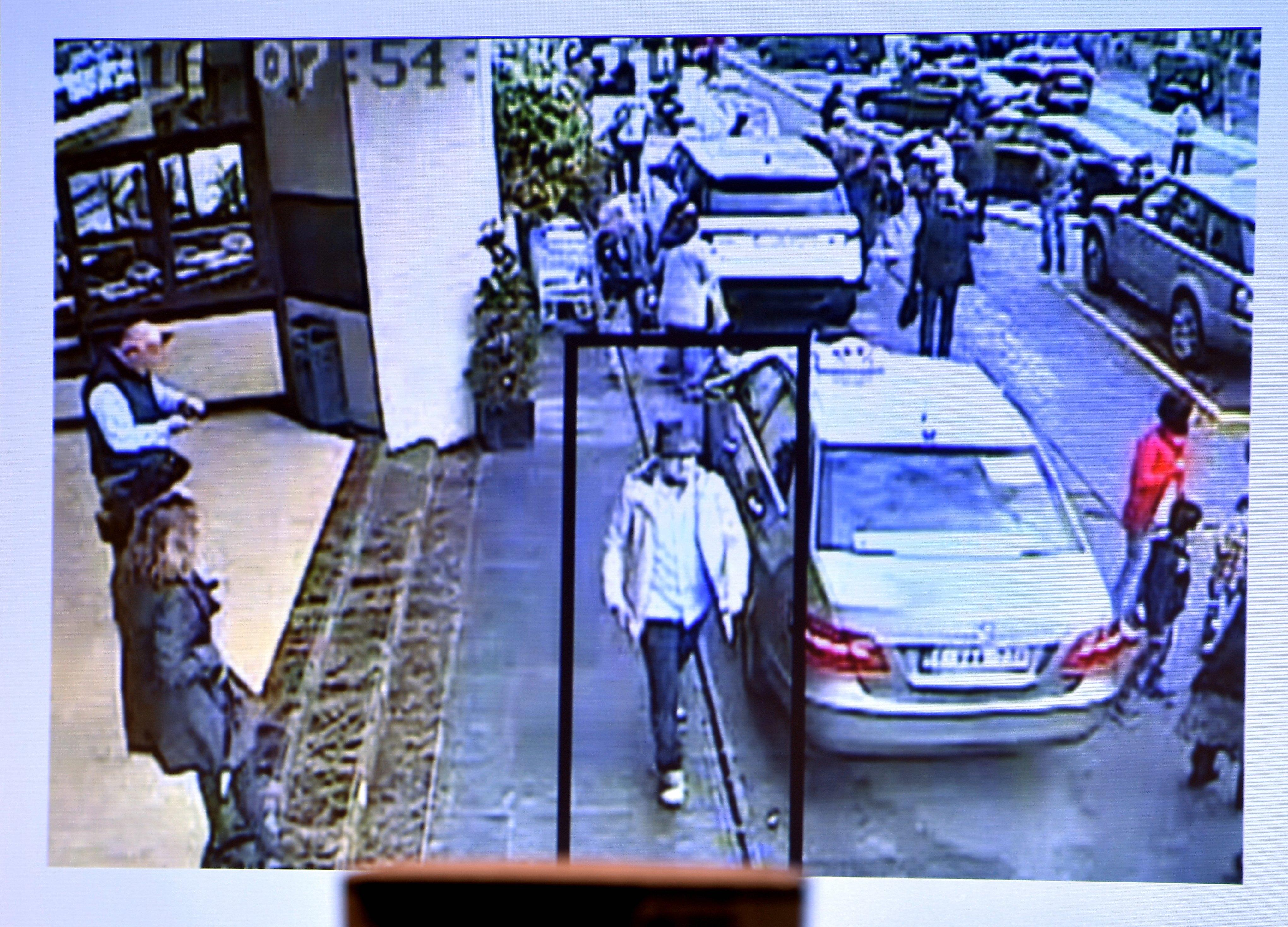 Újabb felvételek kerültek elő a brüsszeli reptéri robbantás után elmenekülő terroristáról