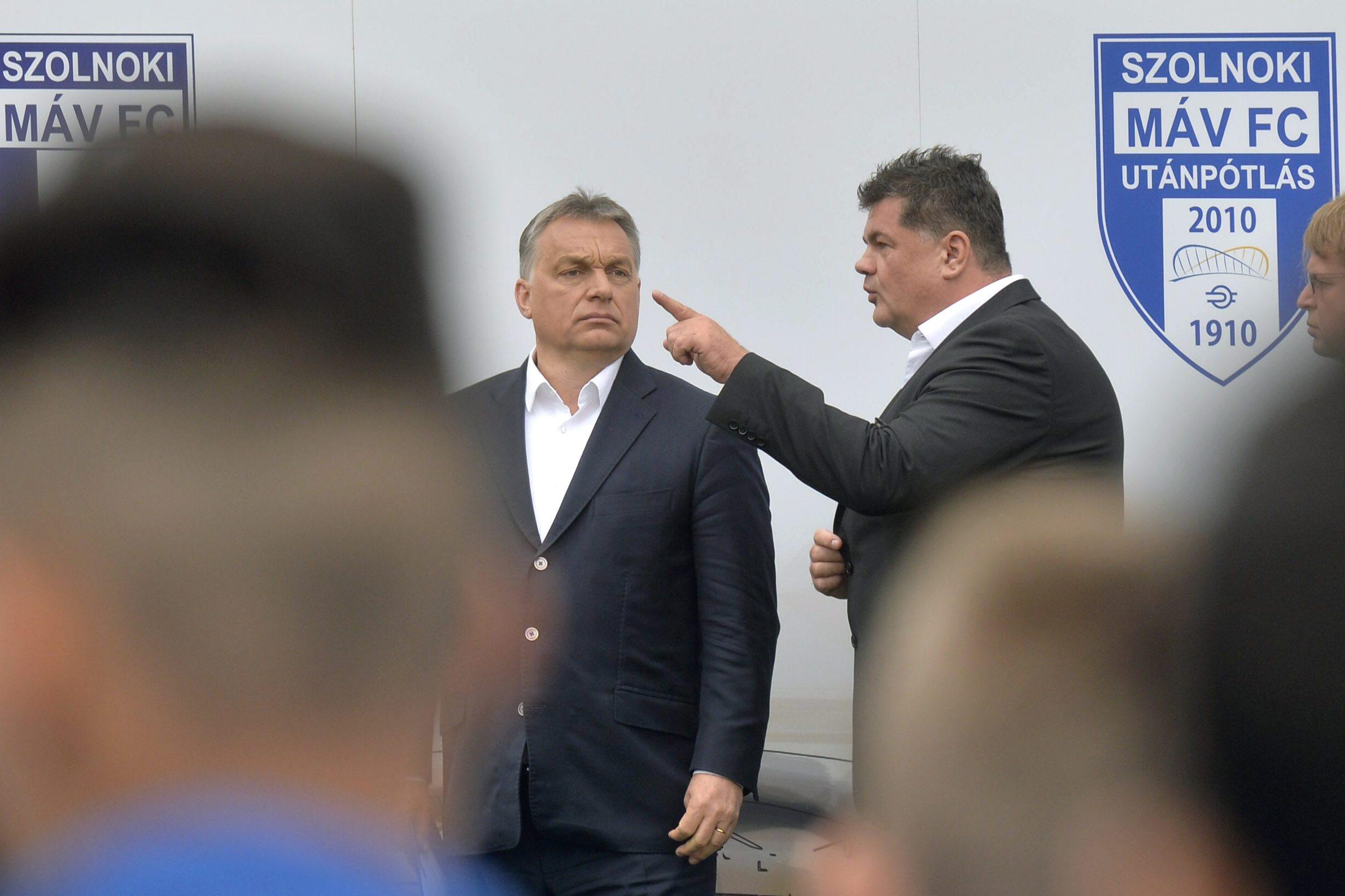 Orbánék rokonával állt össze üzletelni Nyerges Zsolt, Simicska egykori jobbkeze