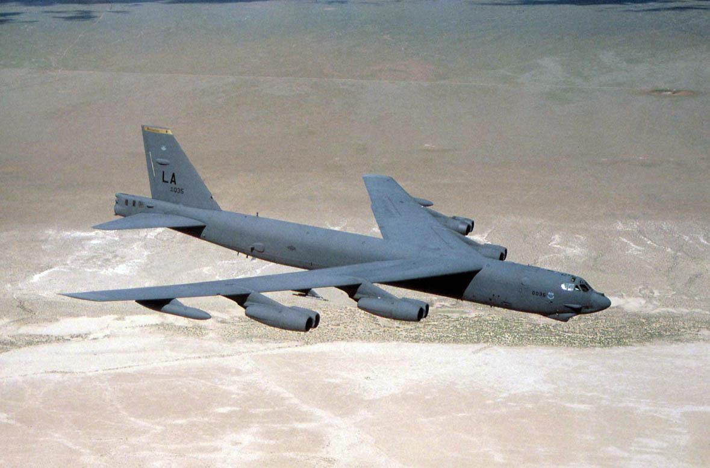 Óriási hadgyakorlatba kezdett az amerikai légierő