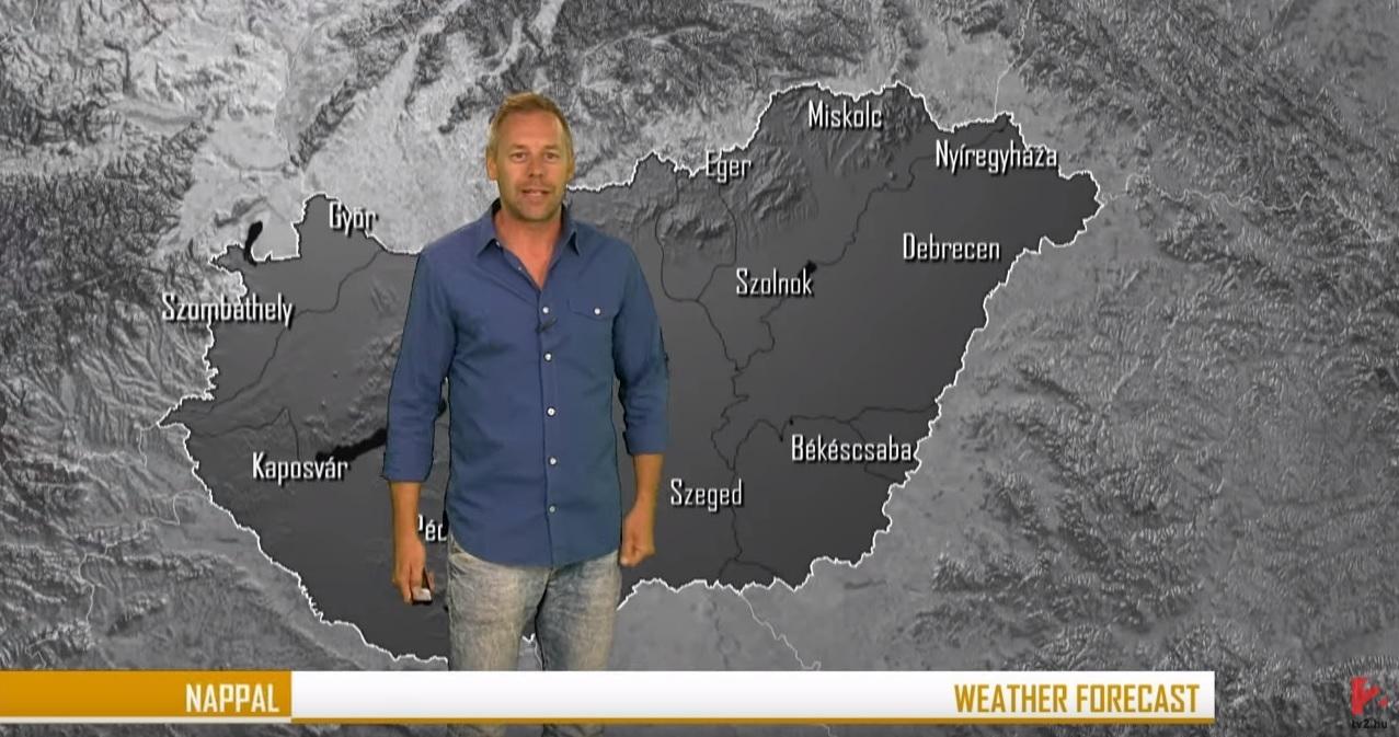 TV2-s időjós: Nem gondoltam, hogy ekkorát fog durranni