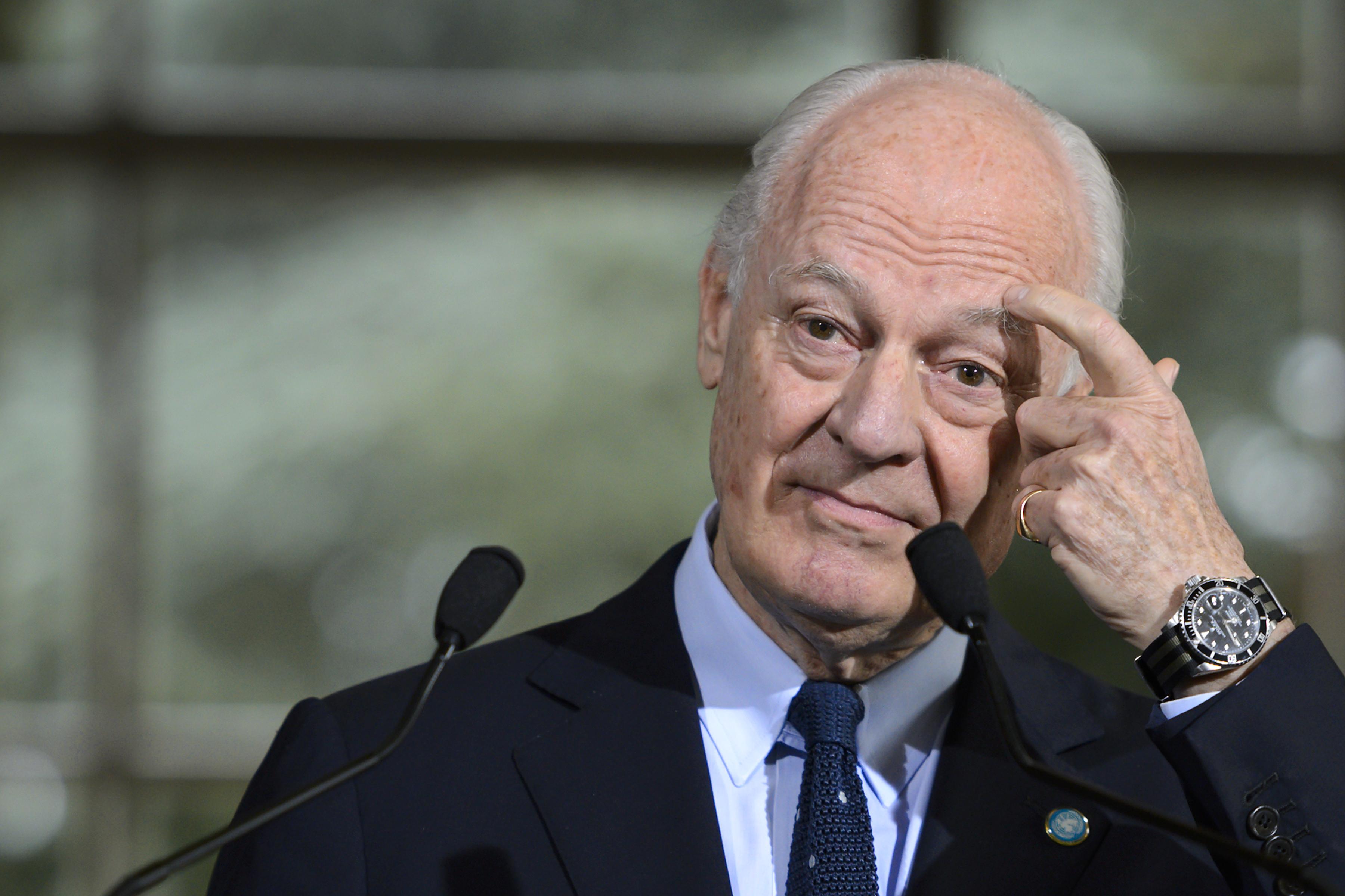 A szíriai ellenzék egy része kiszállt a béketárgyalásokból