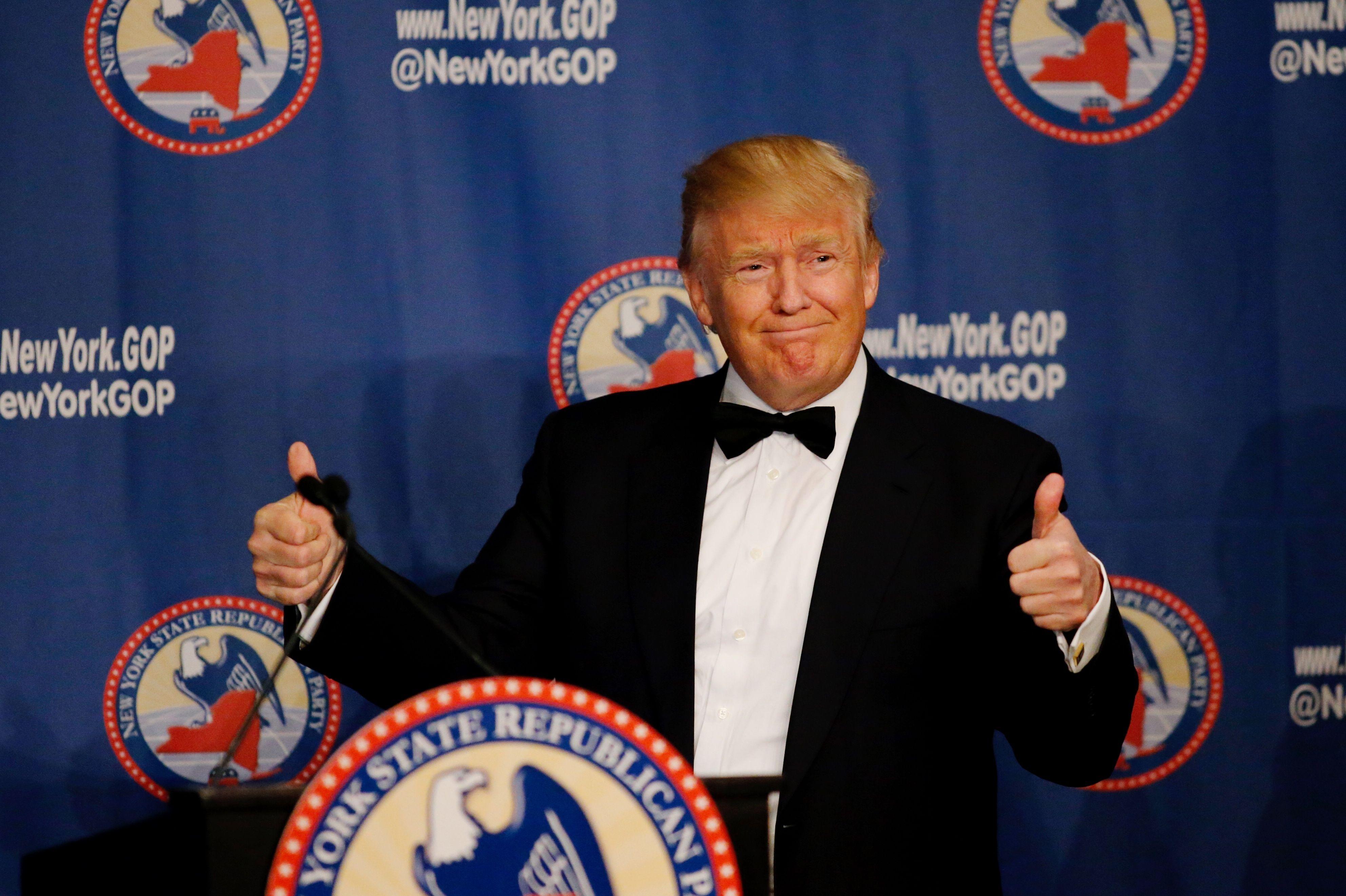 Donald Trump nem emlékszik arra, hogy azt mondta volna, neki van a világon az egyik legjobb memóriája