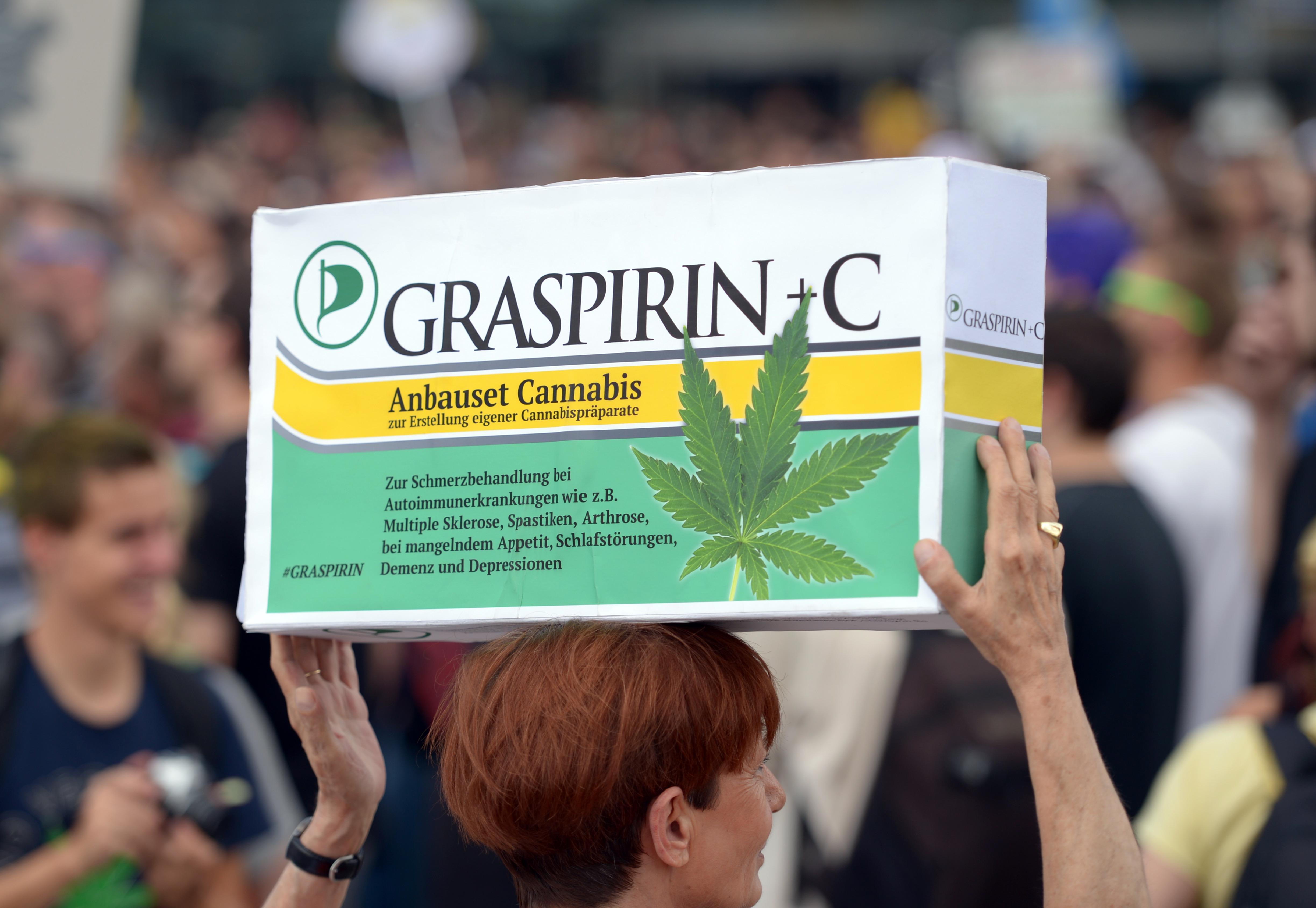 Az Európai Parlament szerint ösztönözni kell az orvosi marihuána használatát
