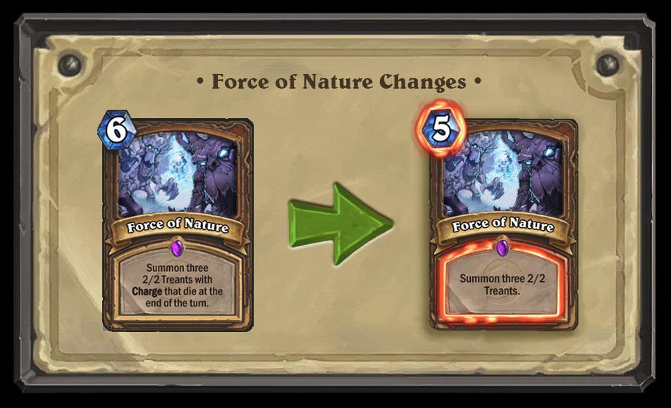 Tragikus hír druidáknak, örömhír papoknak: a Blizzard lenörföli a Force of Nature-t