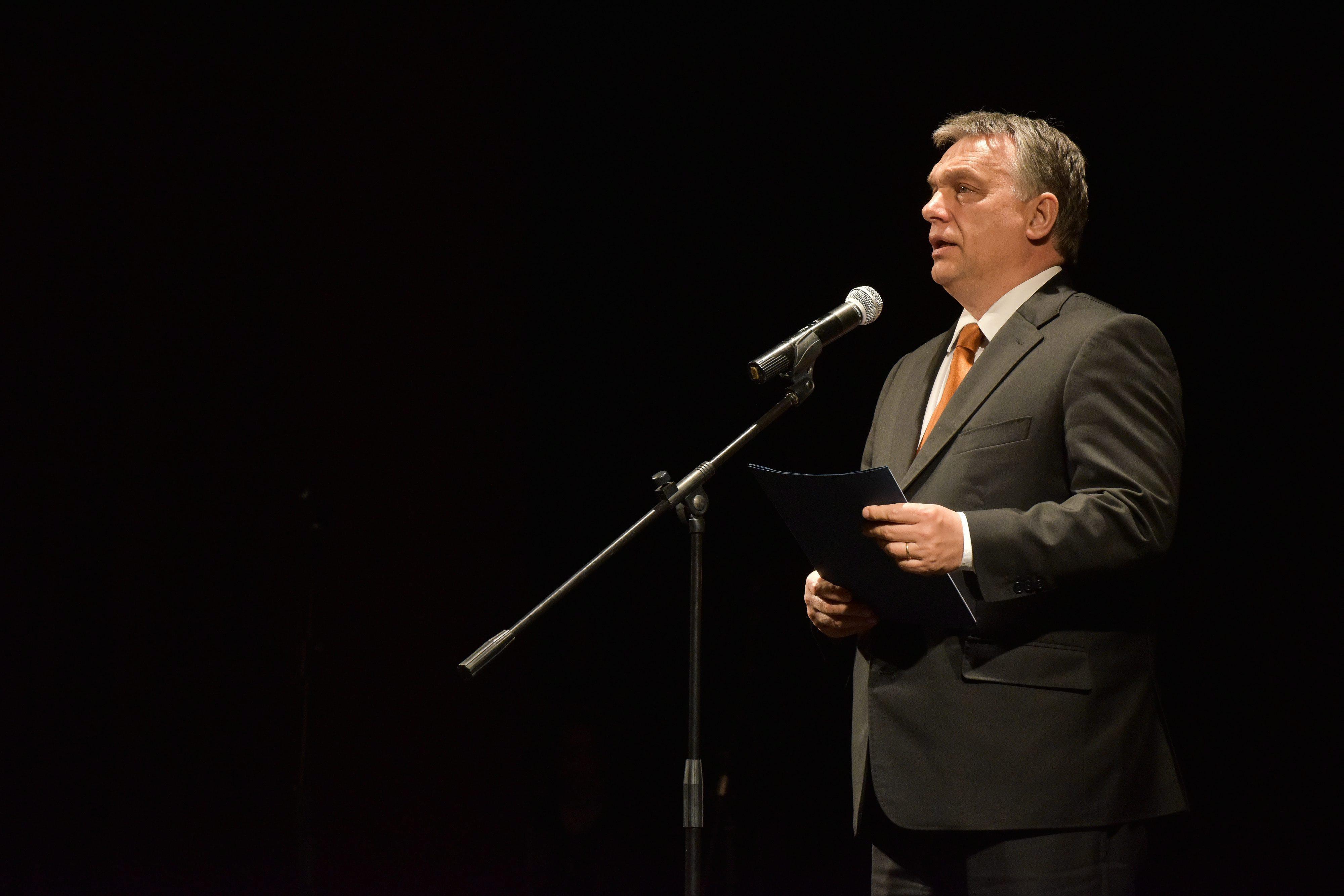 Orbán már megint rossz érzékkel idézte Adyt