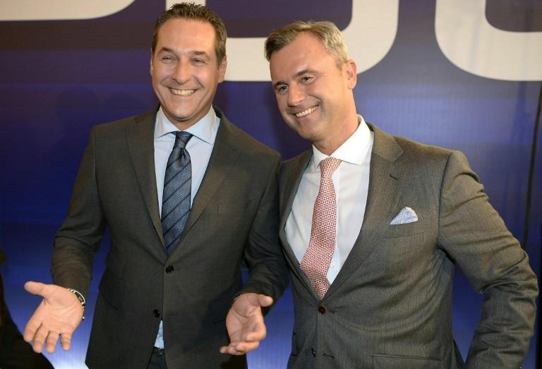 Zöld vagy szélsőjobbos elnöke lesz Ausztriának