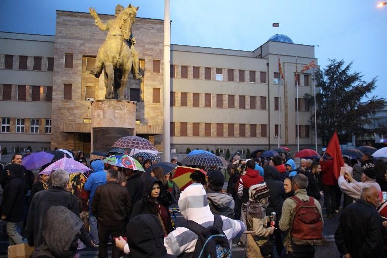 Megölték (vagy öngyilkos lett) a macedón lehallgatási botrány egyik fontos tanúja