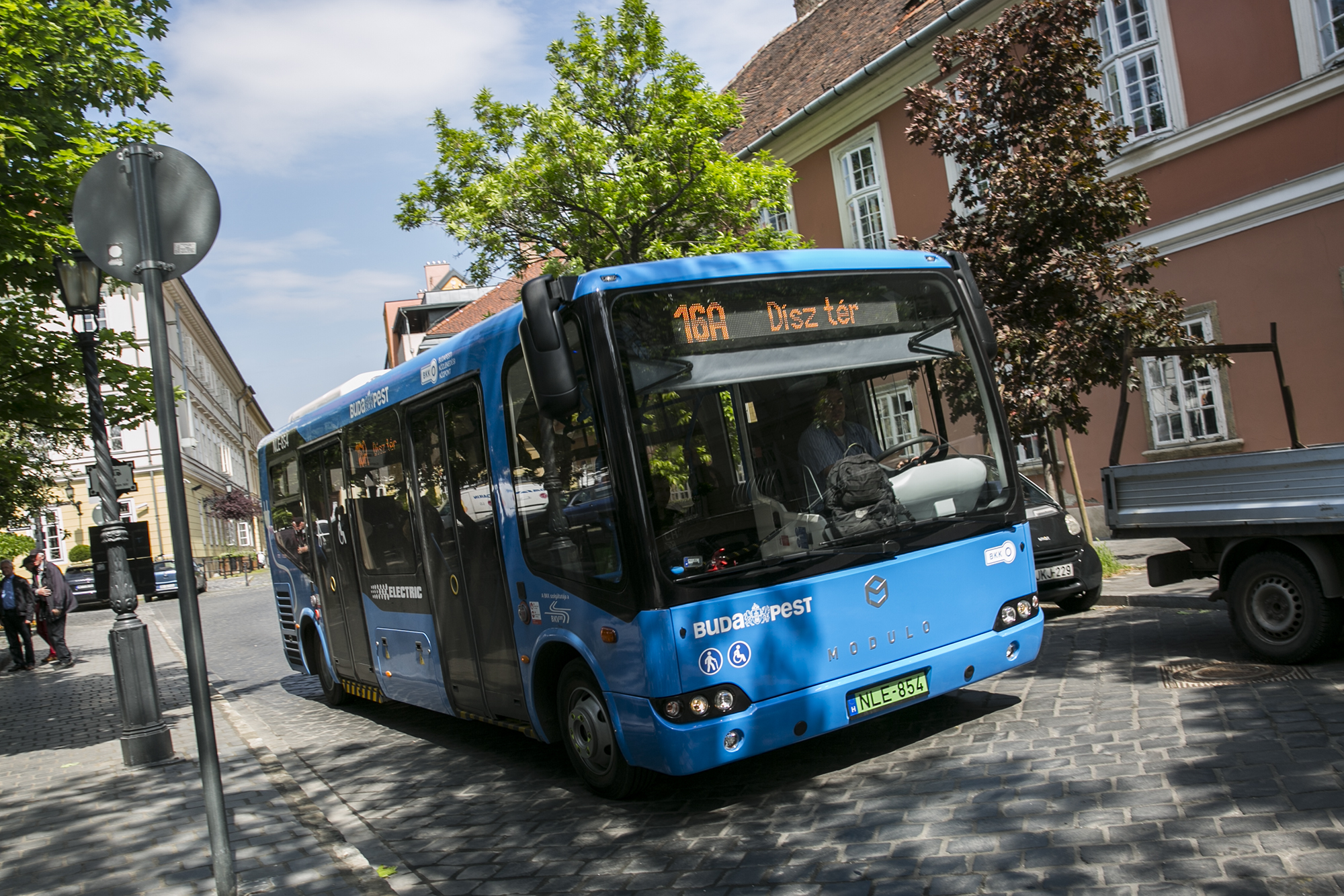 Csődvédelmet kért a Nemzeti Buszgyártási Stratégia zászlóshajója