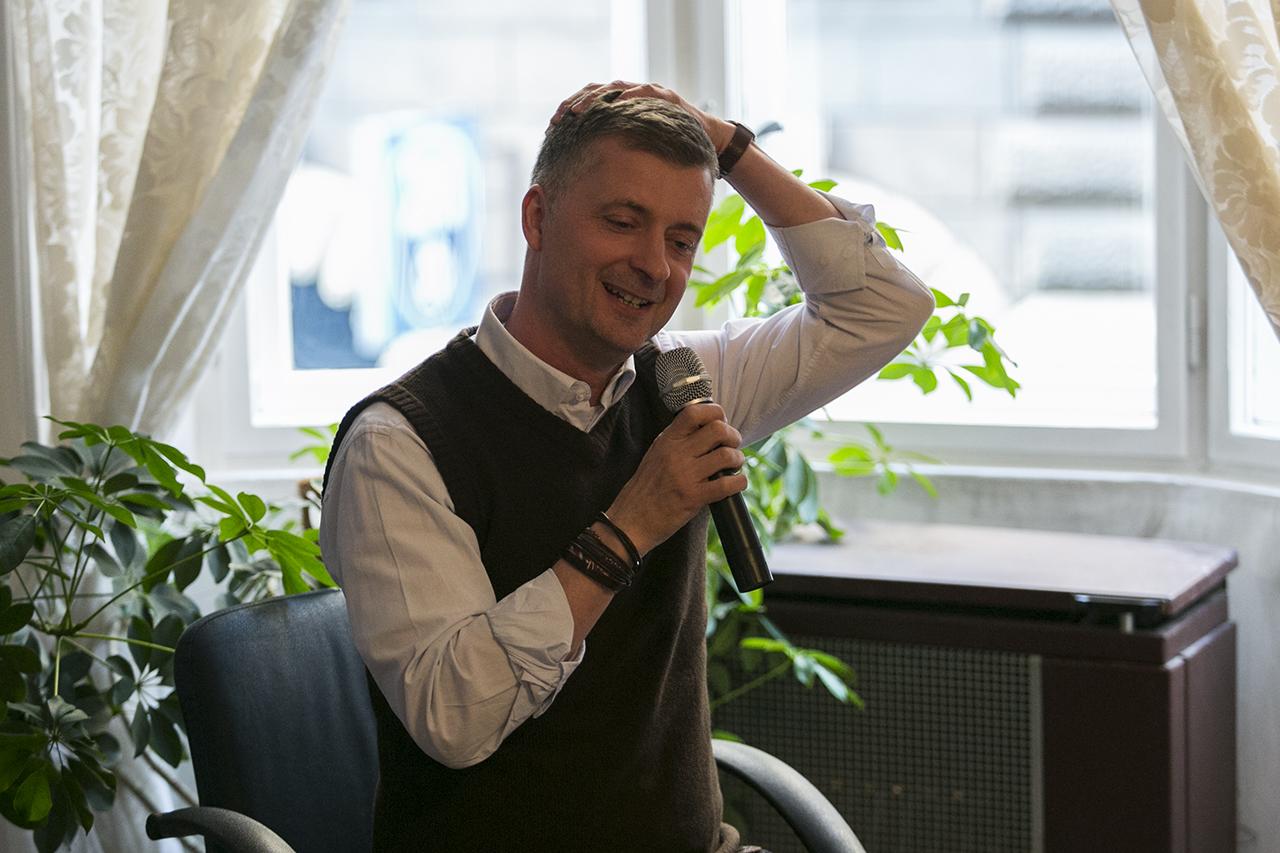 Kubatov Gábor, az ember