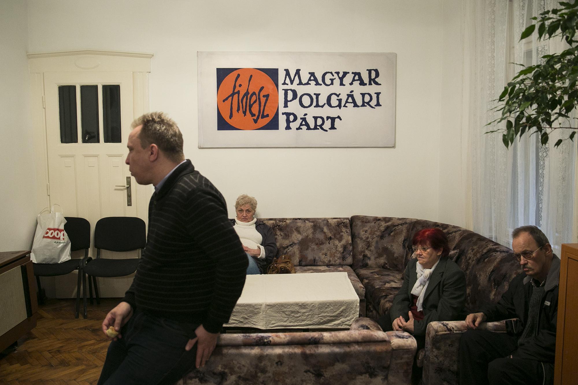 Brüsszeli irodát nyit a Fidesz pártalapítványa