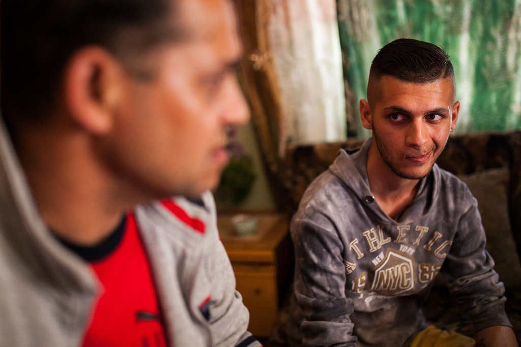 Esélyük sincs a szegény roma gyerekeknek, hogy normális iskolába kerüljenek