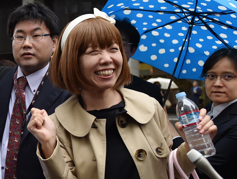 A japán bíróság felmentette a pinakajak alkotóját