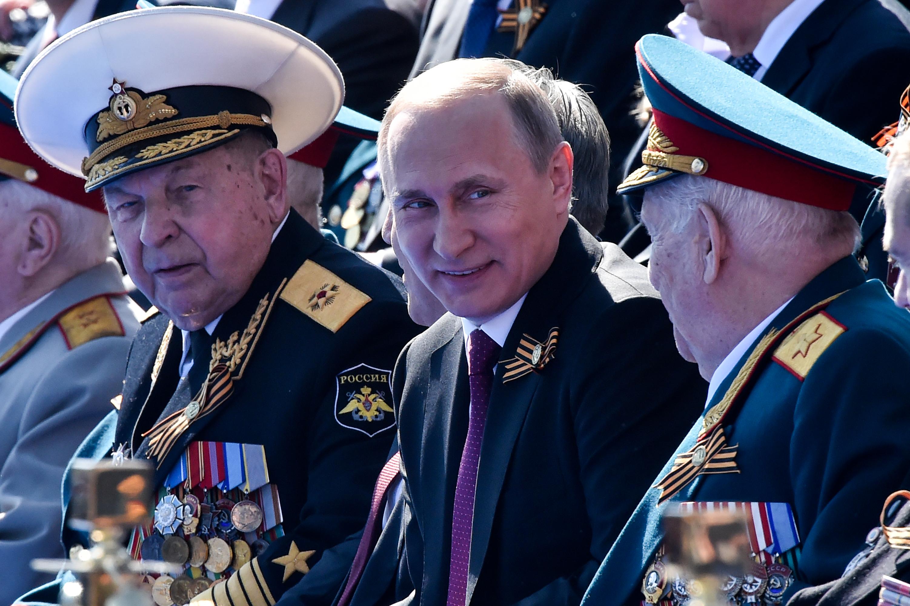 Oroszország sokkal gyengébb, mint ahogy gondolni szokás