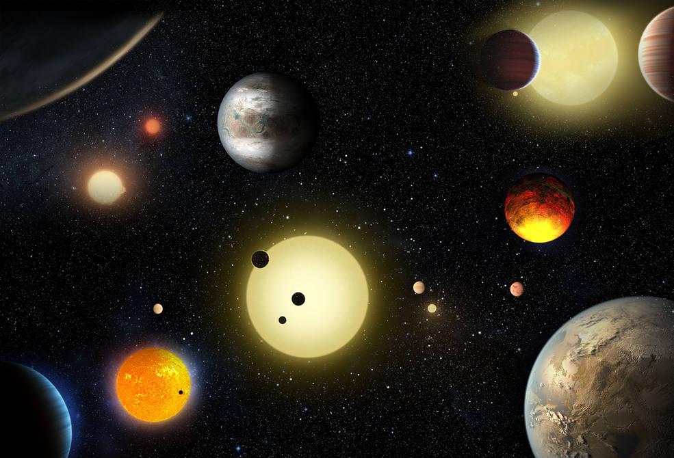 Rengeteg új bolygót fedezett fel a NASA