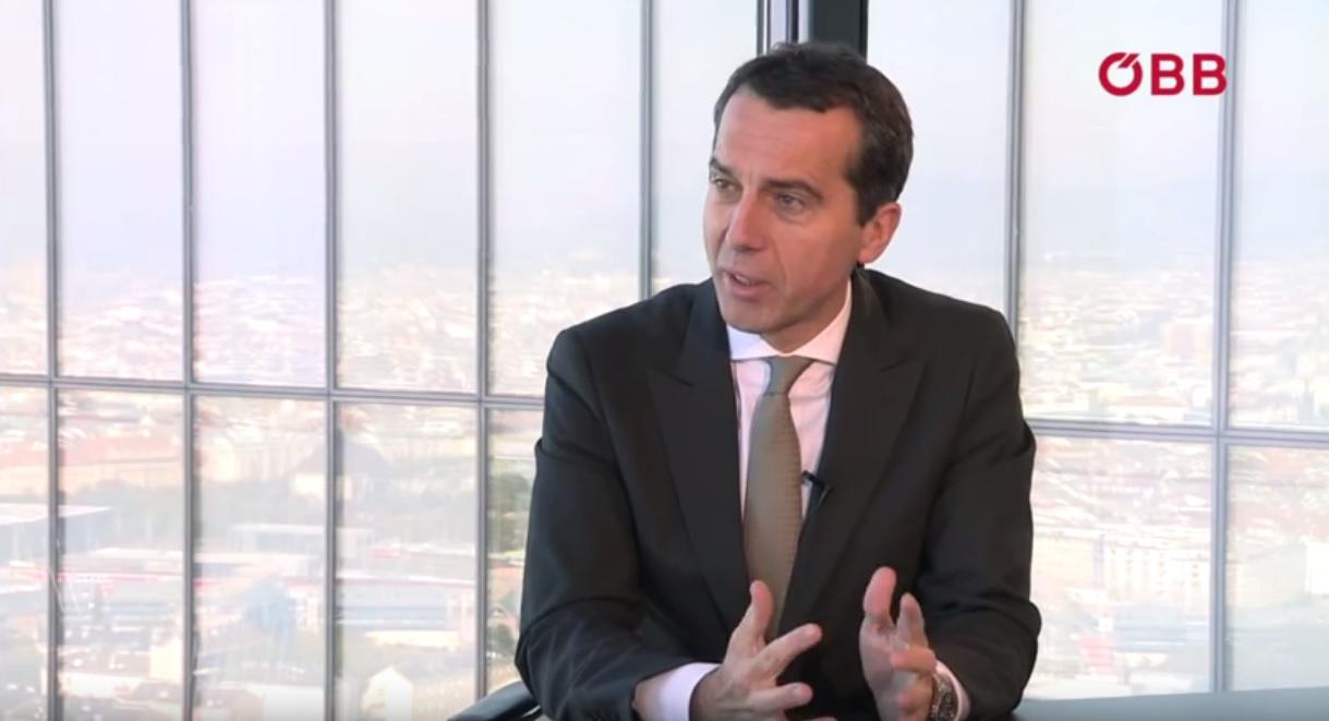 Az osztrák vasút vezetőjét nevezik ki kancellárnak Ausztriában