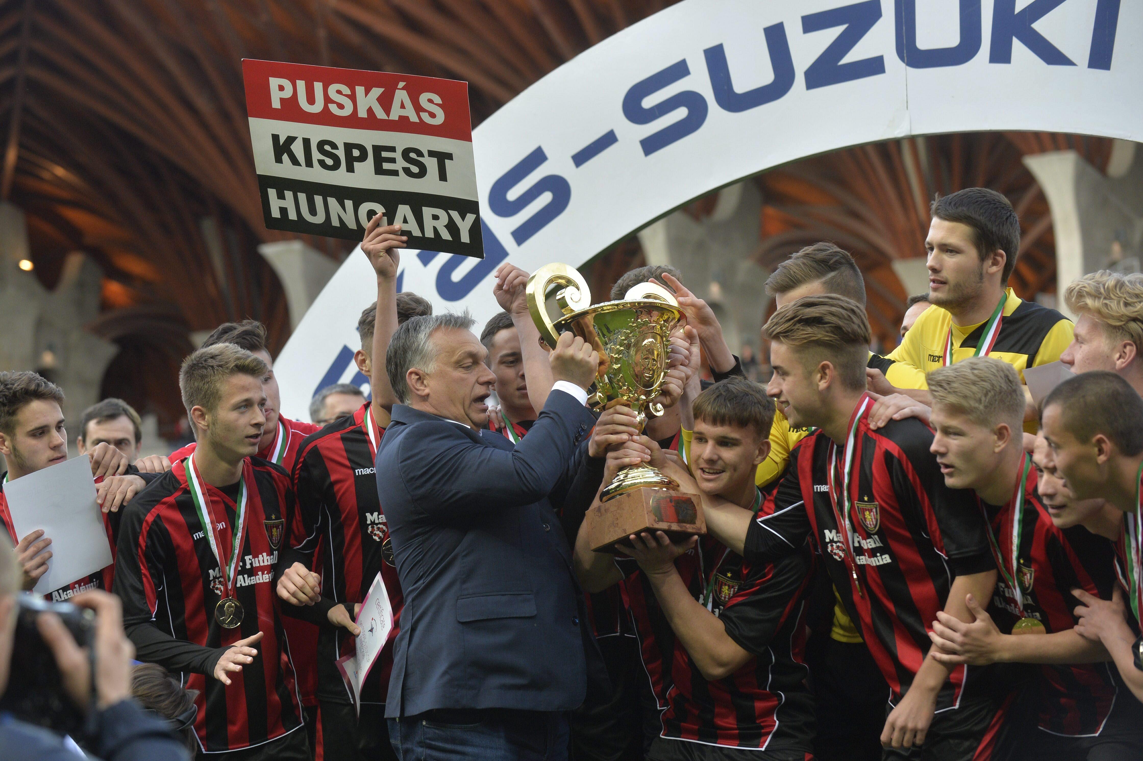 2023-ban Magyarország rendezi az U17-es foci-Eb-t
