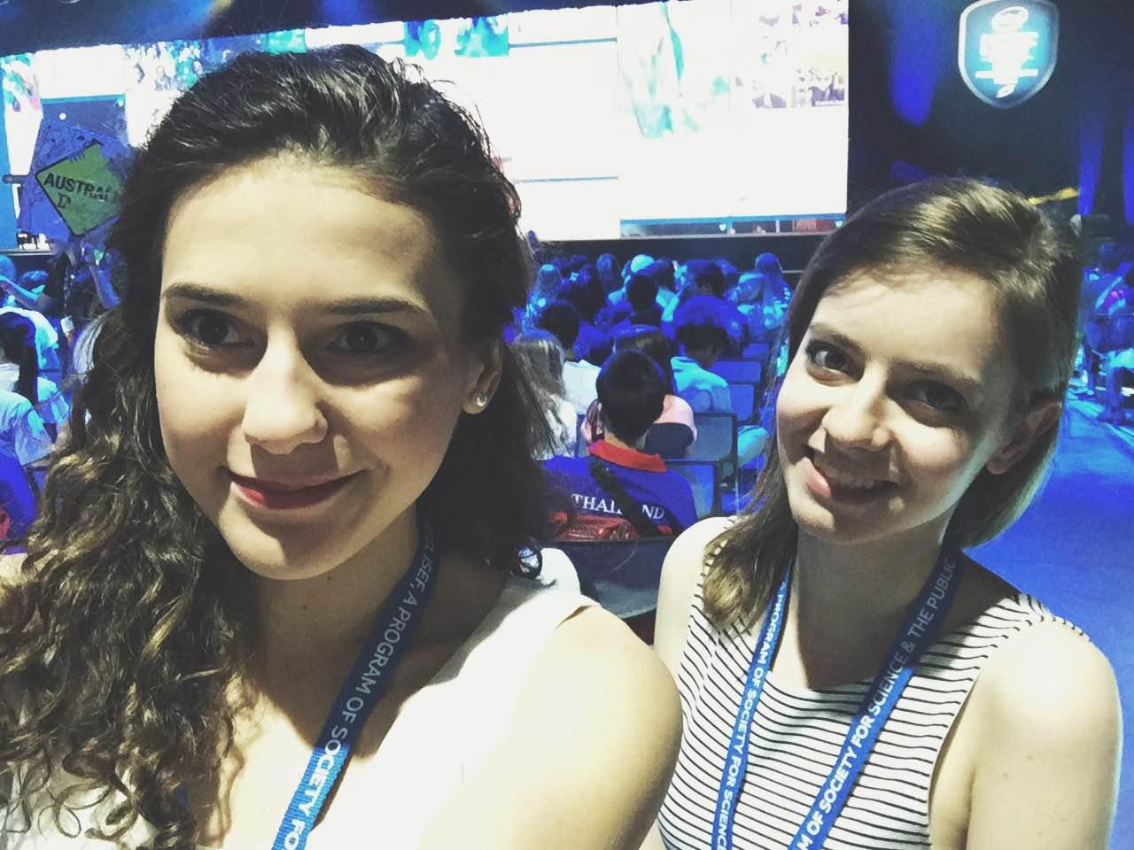 5000 dolláros különdíjat nyert egy magyar lány a világ legnagyobb tudományos diákversenyén