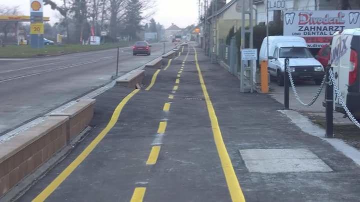 Egy métert sem aszfaltoznak, mégis 800 millióba kerül a biciklis zarándokút