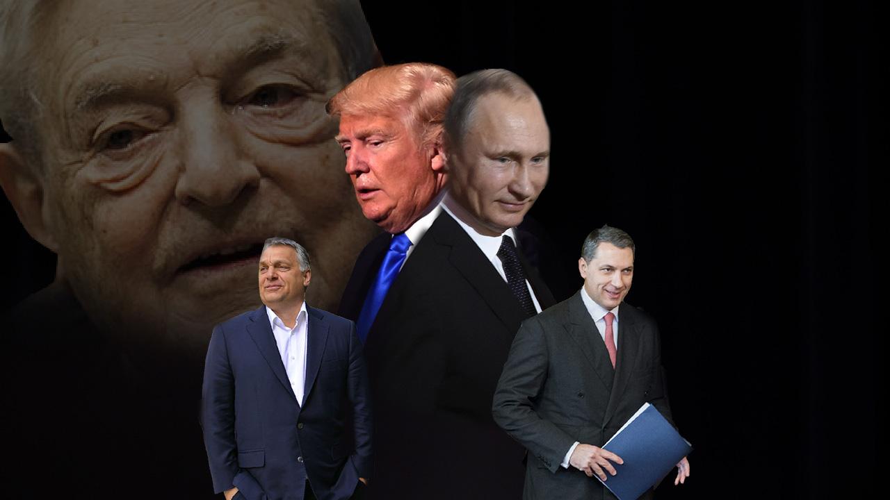 A kormányközeli propagandasajtó egy kicsit beleroppant ebbe a Trump-mámorba