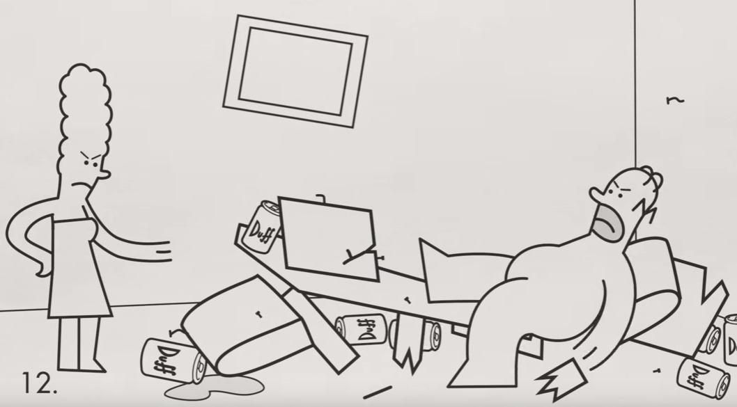 IKEA-bútorok szerelési útmutatóján gúnyolódott a Simpson család legutóbbi indítása